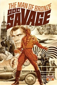 Doc Savage arrive!