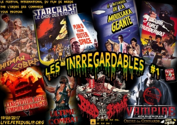 Inrregardables - Les Films